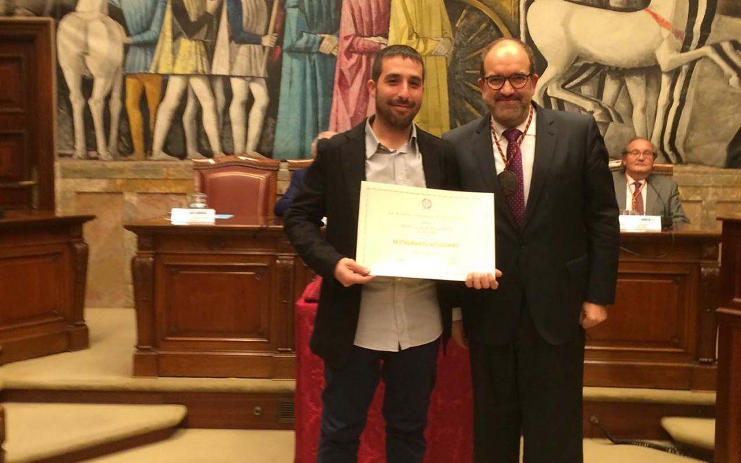 El mejor restaurante de Aragón 2015